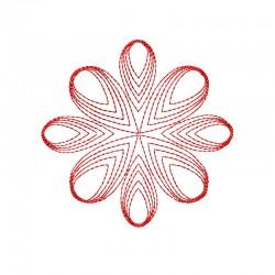 Blüte Geometrie