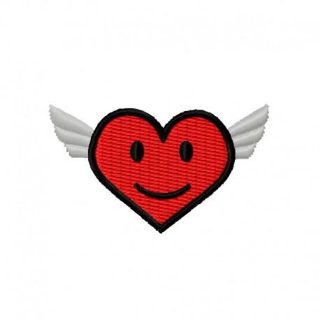 Smiley Herz