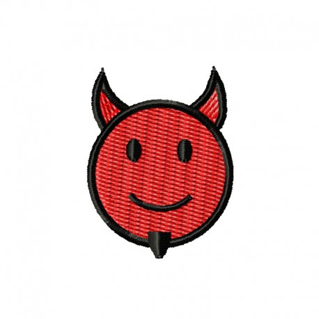 Smiley Teufel