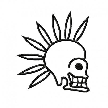 Skull Cherokee