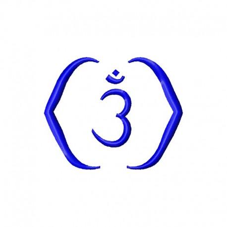 Stickdatei Chakra 6