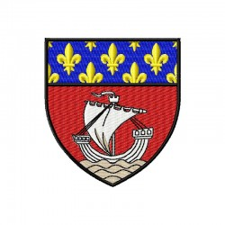 Wappen Stadt Paris