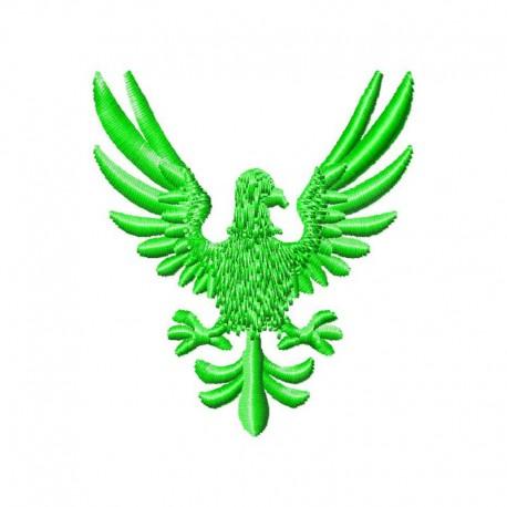 Stickdatei Wappenadler