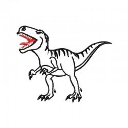 Dinosaurier T Rex klein
