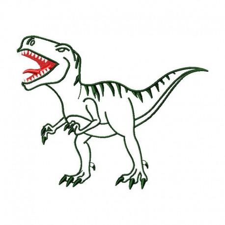 Dinosaurier T Rex gross