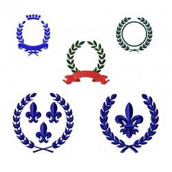 Wappen Set