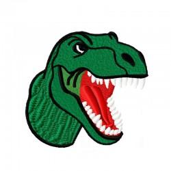 Dinosaurier T Rex Kopf