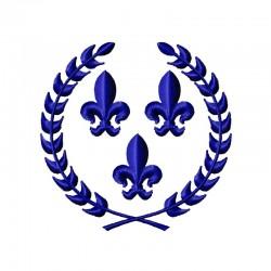 Stickdatei Wappen 1