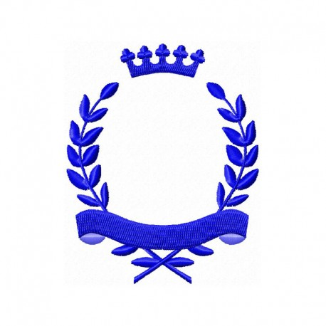 Stickdatei Wappen 2