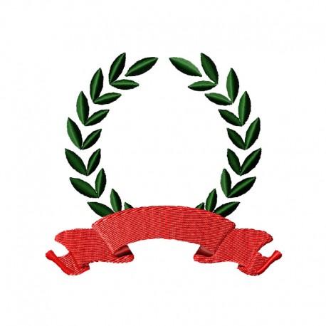 Stickdatei Wappen 4