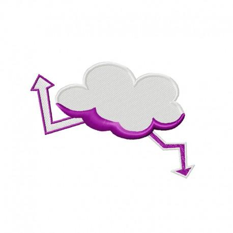 Gewitter Wolke