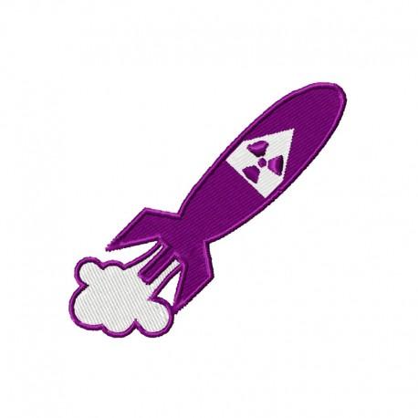 Fliegende Rakete