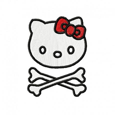 Kitty Skull Totenkopf